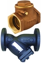 Check Valves & Y-Strainers from Legend