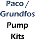 Paco / Grundfos Pump Seal KIts