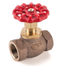 United Brass Globe Valves