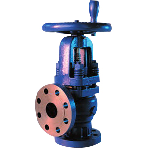 Yarway 3482R Angle 250 lb Blowdown Valve