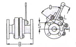 Everlasting Boiler Blowdown Valve