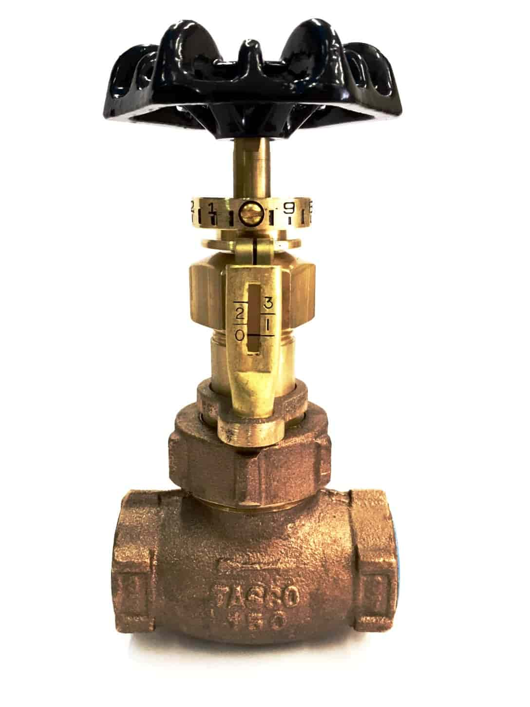 Tasco Models 4445 (Globe) 150# Bronze Valves