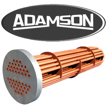 Adamson Steam to Liquid Replacement Tube Bundle