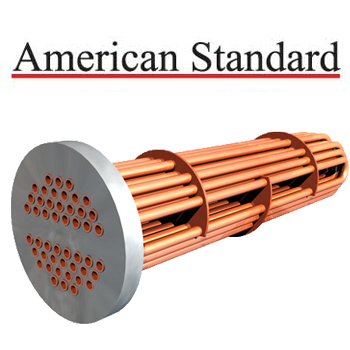 American Standard Liquid to Liquid Tube Bundle