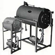 Rema Stainless Steel Horizontal Boiler Return Systems