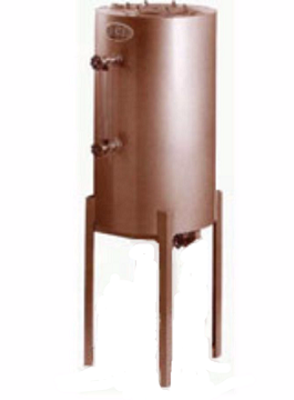 Rema Non-Syphon Vertical Boiler Return Tank & Stand