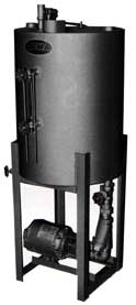 Rema Stainless Steel Vertical Boiler Return Systems