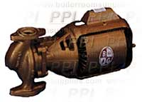 Bell and Gossett PD Series Bronze Body Circulators