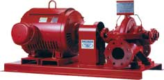Frame Mounted Pumps Types AF, ADF, AEF, TUF, TUTF