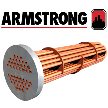 Armstrong WS Steam to Liquid Tube Bundle