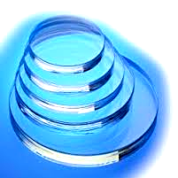 Quality Borosilicate Flat Glass Circles