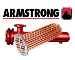 Armstrong DOUBLE WALL Shell &Tube Heat Exchanger