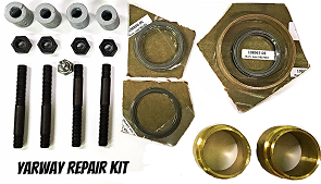 Yarway Cast Iron & Cast Steel Repair Kits & Parts