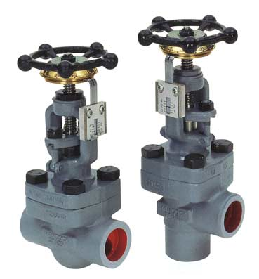 Hancock Type 5525/5535 Flow Control Continuous Blowdown Valves