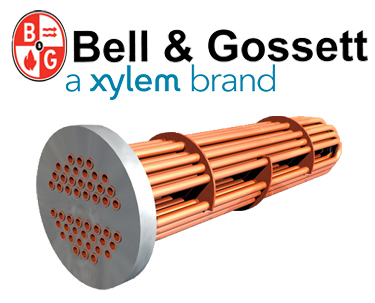 Bell & Gossett WU Water to Water Tube Bundle