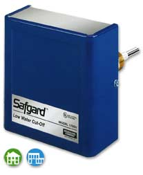 Safgard 24 and 170 series Low Water Cut-Off