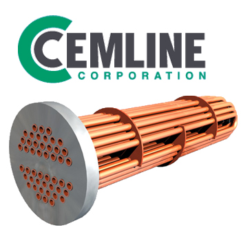 Cemline Steam to Liquid Replacement Tube Bundle