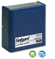 Safgard 400 Series Low Water Cut-Off