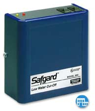 Safgard Low Water Cut-Off Cross Over