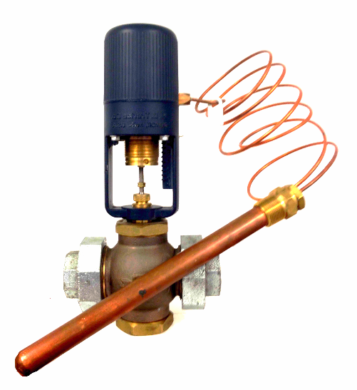 Trerice 91000 Series Self-Operating Temperature Regulator (Non-Indicating)