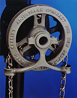 Epoxy Coated Corrosion Resistant Chainwheels