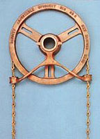 Marine Bronze Chainwheels