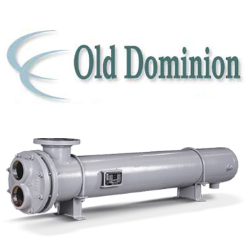 Old Dominion Steam to Liquid Heat Exchanger