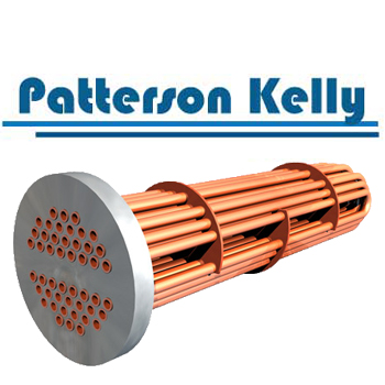 Patterson-Kelley Steam to Water Tube Bundle