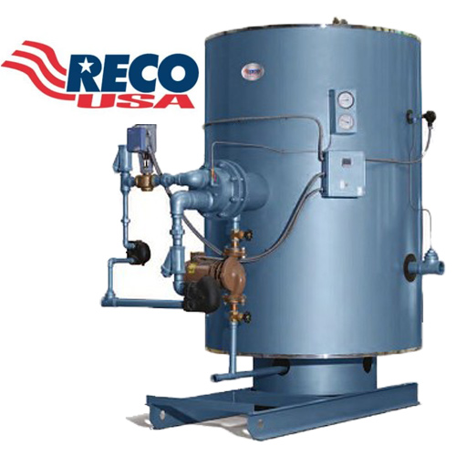 Reco Steam to Liquid Heat Exchanger