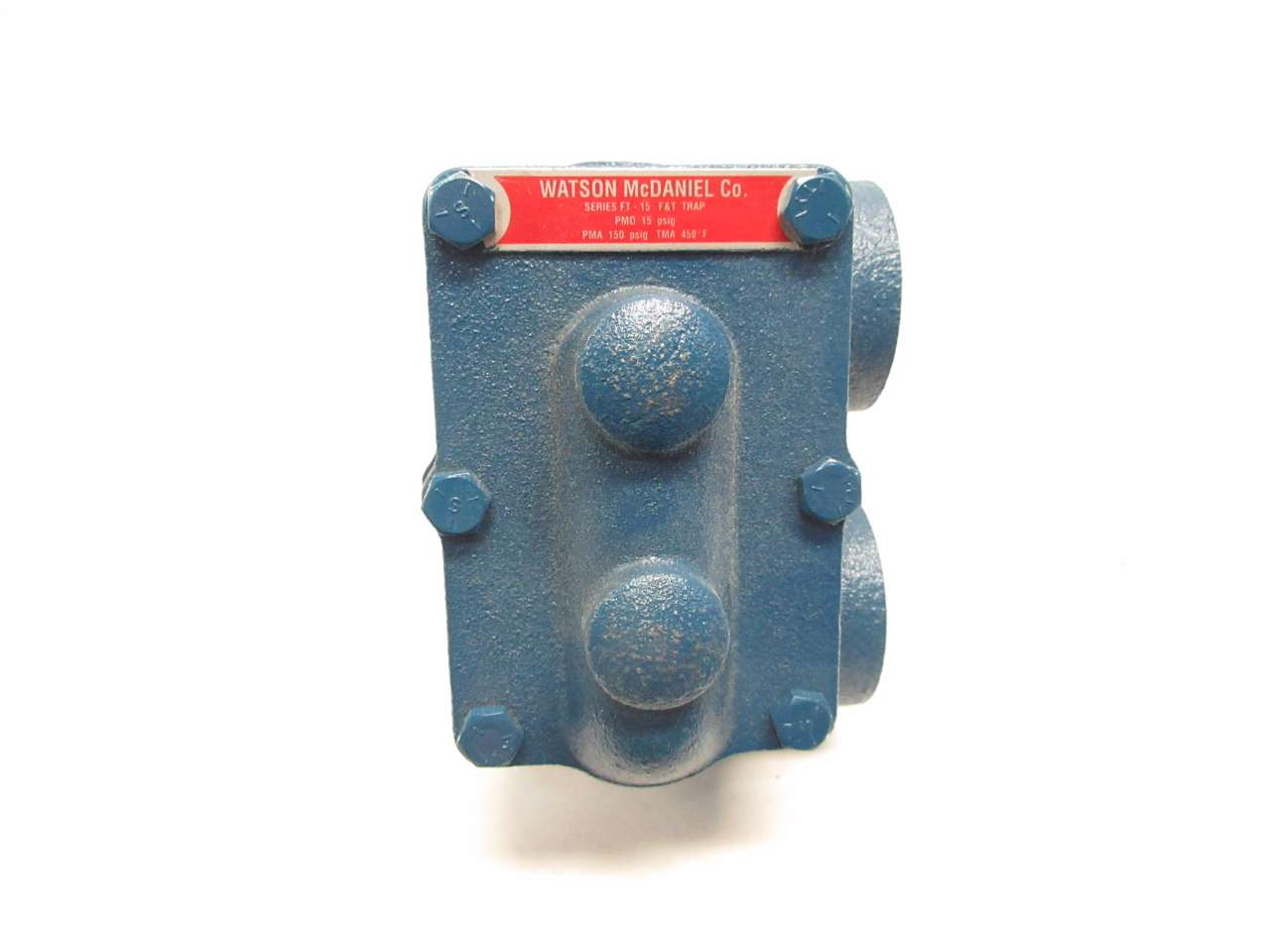 Watson McDaniel WFT Series Float & Thermostatic Steam Traps