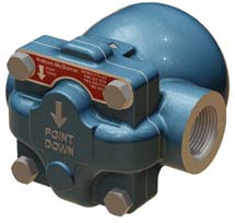 Watson McDaniel Series FTT Float & Thermostatic Steam Trap