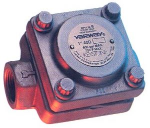 Yarway Steam Traps, High Pressure Steam Traps