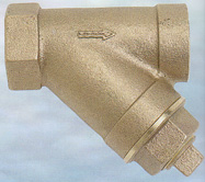 150# & 300# Threaded Bronze Y-Strainers