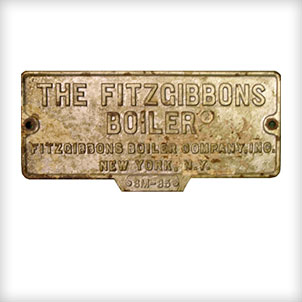 Fitzgibbons Boilers Handhole and Manhole Plates