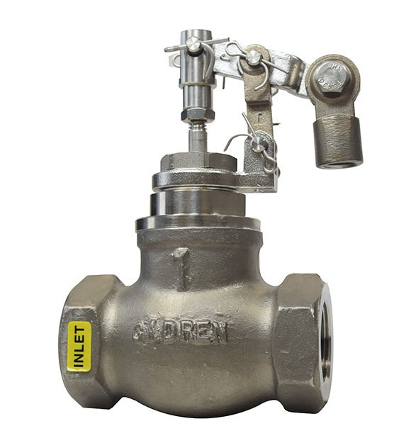Globe stainless Float Valve
