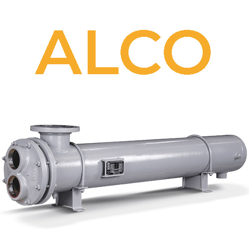 Alco Liquid to Liquid Heat Exchanger