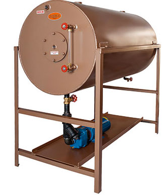 Rema Carbon Steel Horizontal Boiler Return Units