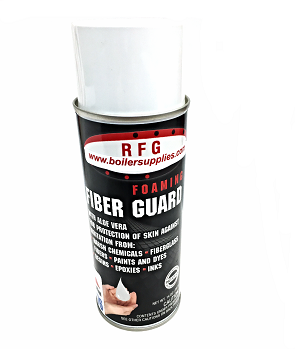 Foaming Fiber Guard Hand Spray