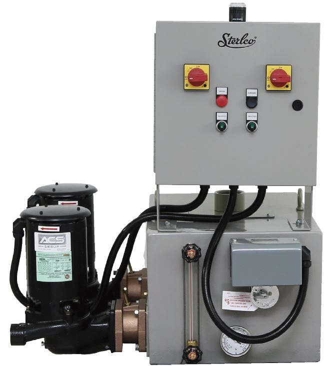 Sterling 4600 Series Low-Flow, High Capacity Boiler Feed Units
