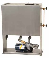 Lattner R Series Horizontal Condensate Return & Feedwater Systems