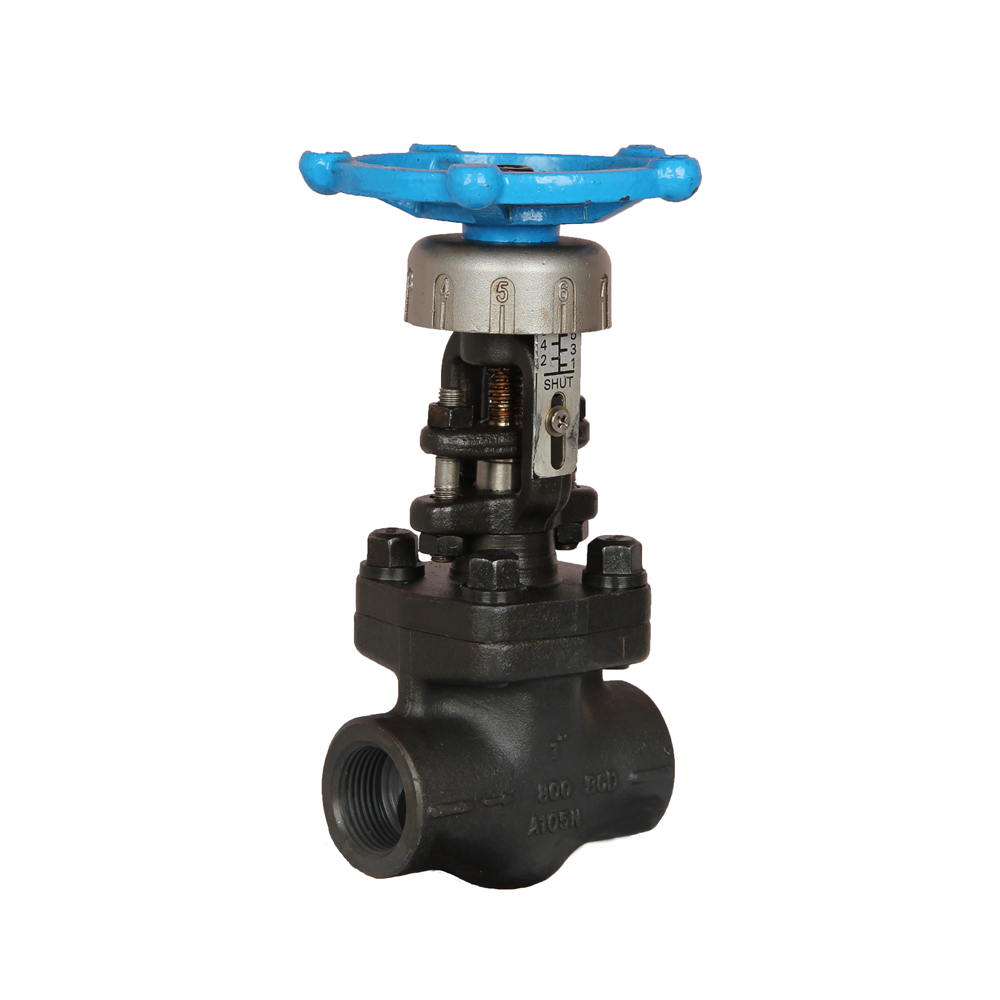 Steamco Metering Flow Control Blowdown Valve