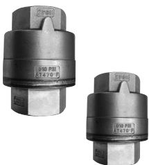 Watson McDaniel In-Line Stainless Steel Check Valves